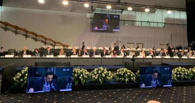 Acting Minister for Foreign Affairs presented his statement in the 26th Meeting of OSCE